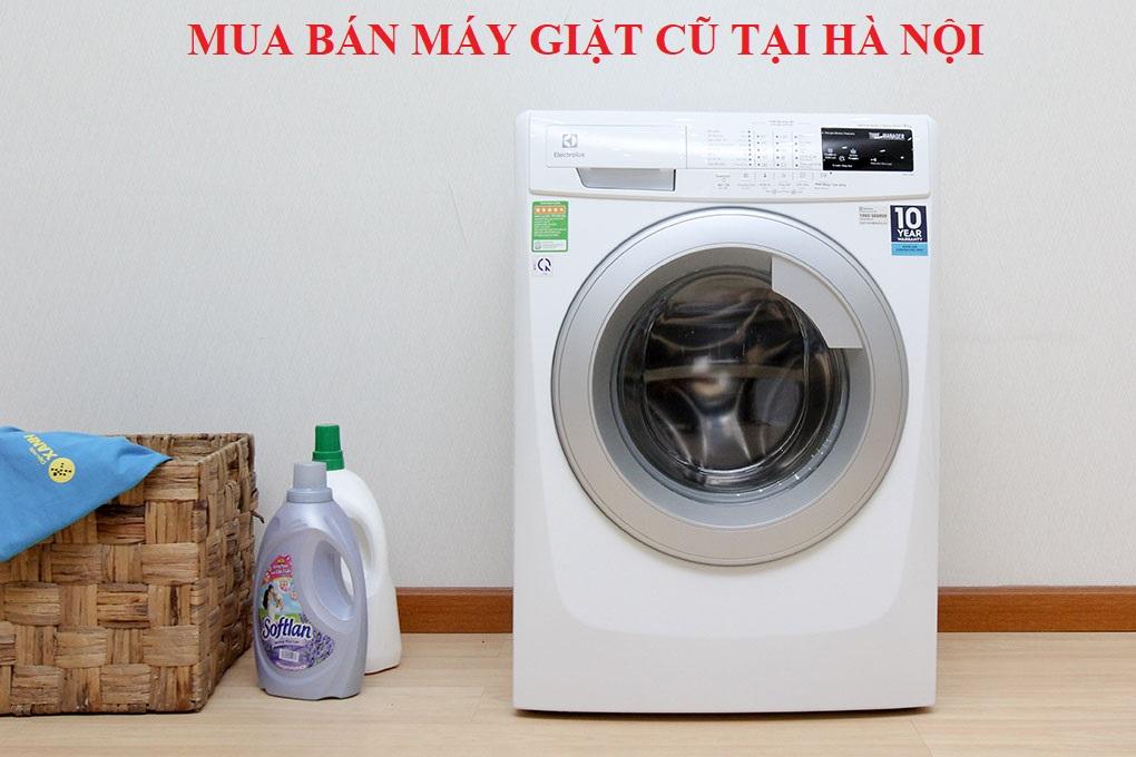 mua bán máy giặt cũ