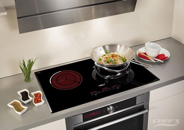 sửa bếp hồng ngoại tại nhà
