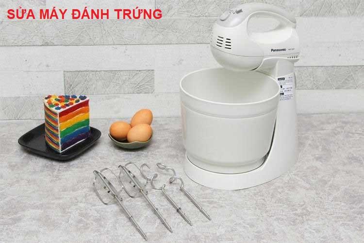 sửa chữa máy đánh trứng
