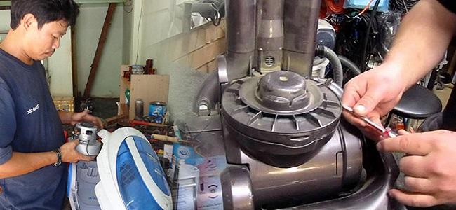 Cách xử lý máy hút bụi bị nóng khi sử dụng